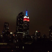 Photo taken at Hilton New York Fashion District by Tiffany B. on 5/25/2013
