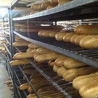 Photo taken at Rockland Bakery by Chris F. on 6/15/2013