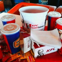 Photo taken at KFC by Erikca A. on 12/24/2012