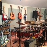 Photo taken at Drumfish Studio by Dave S. on 4/2/2013