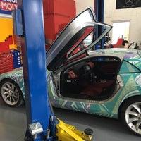 Photo taken at European Auto Motors by Jonathan M. on 12/7/2015