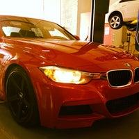 Photo taken at European Auto Motors by Jonathan M. on 10/29/2013
