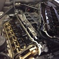 Photo taken at European Auto Motors by Jonathan M. on 10/31/2013