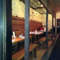 Das Foto wurde bei Umi Sake House von Charlene D. am 12/28/2012 aufgenommen
