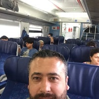 Photo taken at Tren Meyhanesi by Asil on 5/10/2018