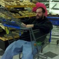 Photo taken at Walmart Supercenter by Kim M. on 11/23/2012
