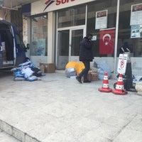 Photo taken at Sürat Kargo Kurtuluş Şube by İsmail S. on 12/10/2016