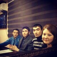 Photo taken at Pizzburg by Одинокий д. on 2/13/2014