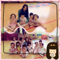 Photo taken at Janjao Kindergarten by Un P. on 12/26/2014