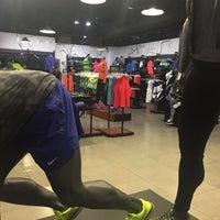 Photo taken at NikeStore Oaxaca by Cindy C. on 12/26/2016