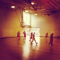 Photo taken at Turkey Thicket Recreation Center by Miguel A. on 2/16/2013