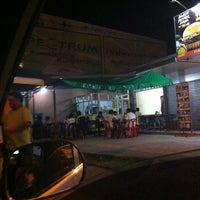 Photo taken at Magboul Shawarma by Tere L. on 3/14/2013