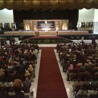 Photo taken at Grha Sabha Pramana (GSP) by Adityo H. on 12/19/2012