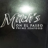 Photo taken at Mitch's on El Paseo Prime Seafood by Zarabeth N Greg J. on 5/5/2013