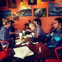 Photo taken at Kissaten Coffee Bar by Larry G. on 9/20/2012