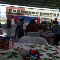 Photo taken at Complejo Deportivo Minera Escondida by Rodrigo C. on 9/17/2014