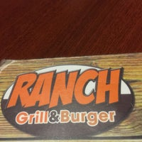 Photo taken at Ranch Grill & Burger by Yimaeba V. on 11/6/2015