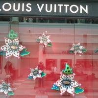 Photo taken at Louis Vuitton by Jodi R. on 9/30/2012
