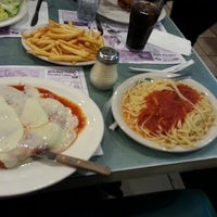 Photo taken at Clairmont Diner by Jodi R. on 1/1/2013