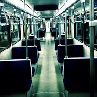 Photo taken at Century Park LRT Station by WillIam on 10/11/2012