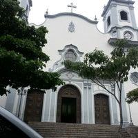 Photo taken at Igreja Matriz Santa Margarida Maria by Antonio C. on 1/25/2013
