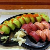Photo taken at Nizi Sushi by Mike M. on 2/22/2013