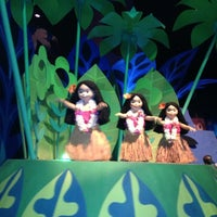 Photo taken at it's a small world by Melissa M. on 2/9/2013
