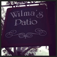 ... Photo Taken At Wilmau0026amp;#39;s Patio Restaurant By Melissa M. On ...