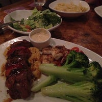 Photo taken at Outback Steakhouse by Melissa M. on 2/21/2013