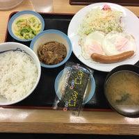 Photo taken at Matsuya by Toshiya M. on 10/1/2016