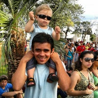 Photo taken at Praça Cleve by Felipe S. on 12/9/2012