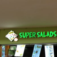 Photo taken at Super Salads by Hector M. on 4/15/2013