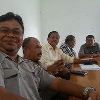 Photo taken at Kantor PPK 06, PPK 12 dan PPK 13 by Armas S. on 9/2/2014