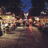 Photo taken at Bercy Village by Charles K. on 7/16/2013