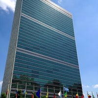 Photo taken at United Nations by Daniel Costa d. on 7/19/2013