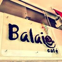 Photo taken at Balaio Café by Daniel Costa d. on 3/9/2013