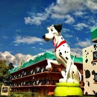 Photo taken at 101 Dalmatians Buildings by Daniel Costa d. on 1/10/2013