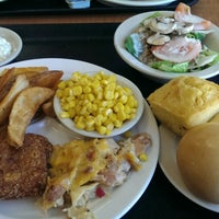 Photo taken at Luby's by Rocio D. on 4/15/2014