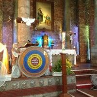 Photo taken at St. Peter's Parish Cavite by Cheyen d. on 4/7/2013