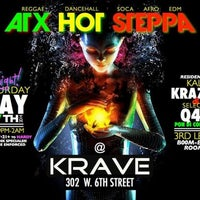 Photo taken at Krave Dance Club by SELECTA Q45 on 5/18/2014