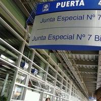 Photo taken at Junta Federal de Conciliacion y Arbitraje by Pedro G. on 5/17/2013