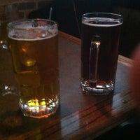 Photo taken at Jordan's Bistro & Pub by Katie A. on 1/27/2013
