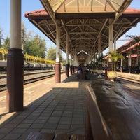 Photo taken at สถานีรถไฟขอนแก่น (Khon Kaen) SRT2163 by NUKe S. on 2/16/2017