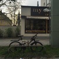 Das Foto wurde bei my stolz - the burger boss von Gökhan am 4/16/2015 aufgenommen