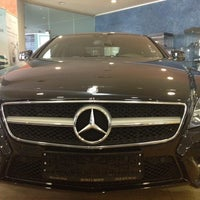 Photo taken at Дельта Центр, Дилер Mercedes by Макс С. on 12/1/2012