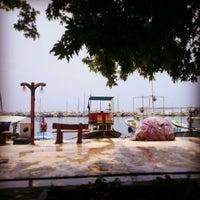 6/28/2013 tarihinde Burak H.ziyaretçi tarafından Küçükkuyu Limanı'de çekilen fotoğraf