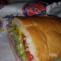 Photo taken at Jersey Mike's Subs by Jeffrey V. on 8/29/2014