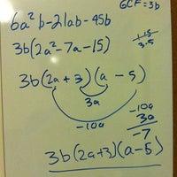 Photo taken at Tim's Study Hall by Tim B. on 10/30/2012