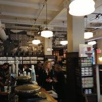 Photo taken at Starbucks by Joe T. on 10/24/2012