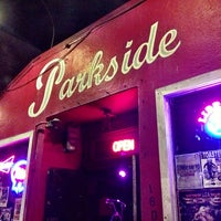 Photo taken at Thee Parkside by Tony S. on 1/18/2013
